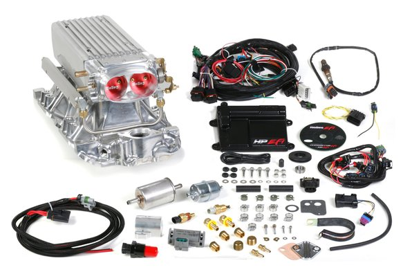 550-823 - HP EFI Stealth Ram Fuel Injection System Image