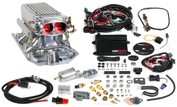 550-828 - HP EFI Stealth Ram Fuel Injection System Image