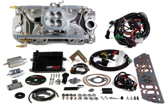 550-830 - HP EFI 4bbl Multi-Port Fuel Injection System Image