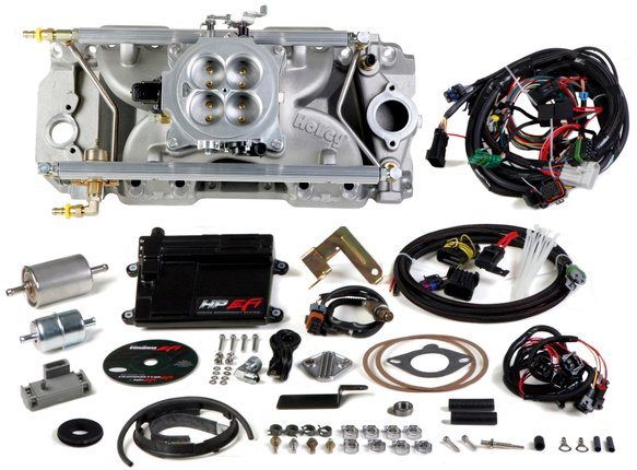 550-835 - HP EFI 4bbl Multi-Port Fuel Injection System Image