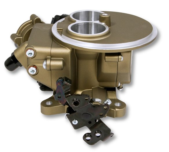 550-851K - Holley Sniper EFI 2300 Self-Tuning Master Kit - Classic Gold Finish - additional Image