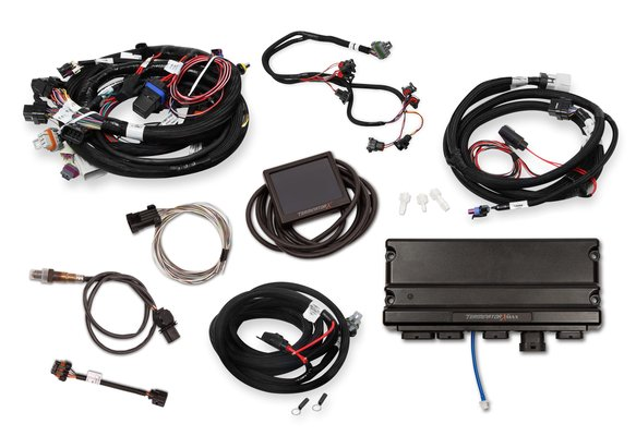 Terminator X Max LS1 24x/1x MPFI Kit with Transmission Control