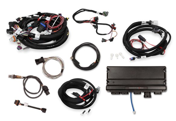 550-916T - Terminator X Max LS1 24x/1x Kit with Transmission Control Kit - Without 3.5