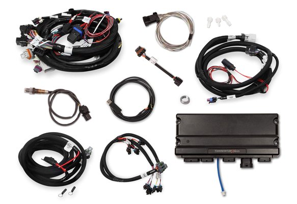 550-917T - Terminator X Max Early Truck 24x/1x LS  with Transmission Control Kit - Without 3.5