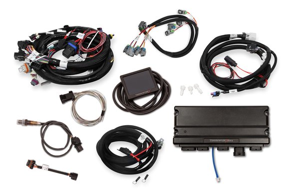 550-919 - Terminator X Max LS1 24x/1x MPFI Kit with Transmission Control - additional Image