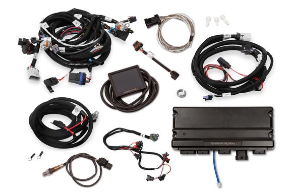 550-920 - Terminator X Max LS2/LS3 and Late 58x/4x LS Truck MPFI Kit with Transmission Control - additional Image