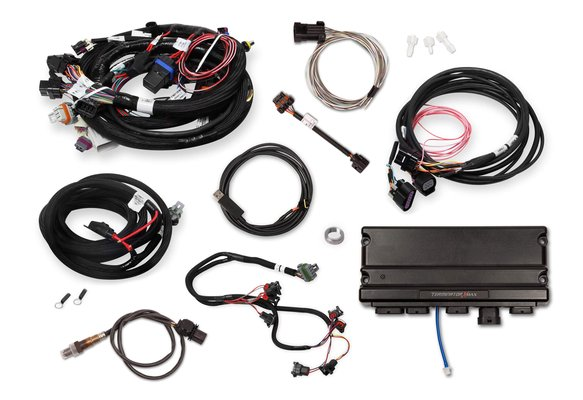 550-930T - Terminator X Max Early Truck 24x /1x LS  with DBW Throttle Body Control Kit - Without 3.5