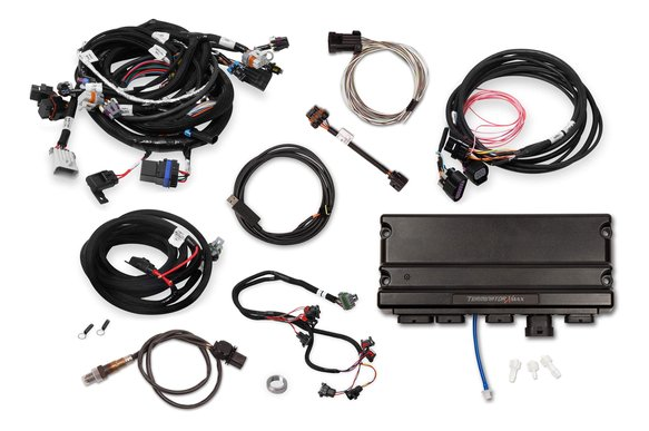 550-933T - Terminator X Max LS2/LS3 and Late 58X/4X LS Truck  with DBW Throttle Body Control Kit - Without 3.5