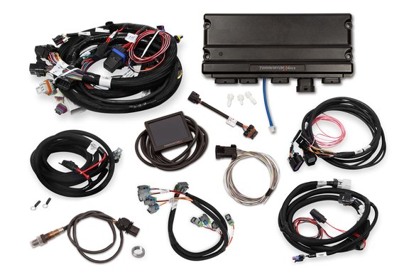 550-934 - Terminator X Max LS1 24X/1X MPFI Kit with DBW Throttle Body and Transmission Control - additional Image