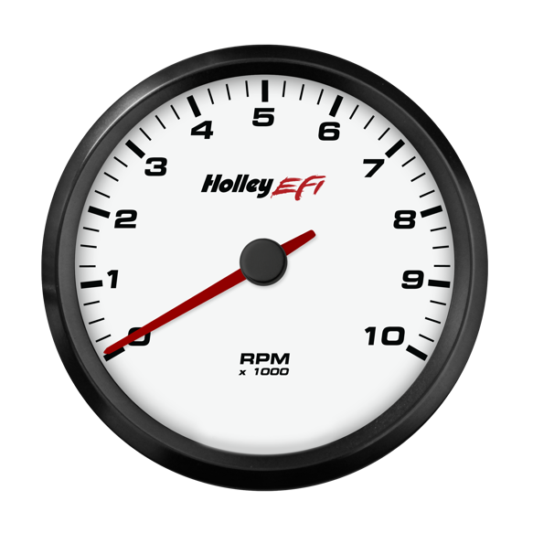 553-124W - Holley EFI CAN Tachometer Image