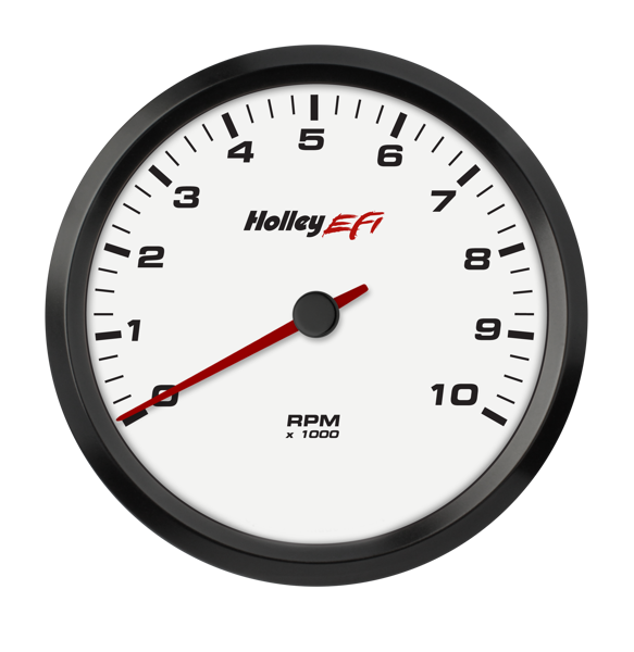 553-125W - Holley EFI CAN Tachometer Image