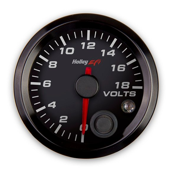 553-126 - Holley EFI Voltage Gauge Image