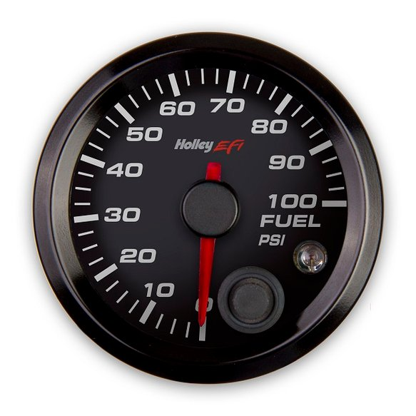 553-129 - Holley EFI Fuel Pressure Gauge Image