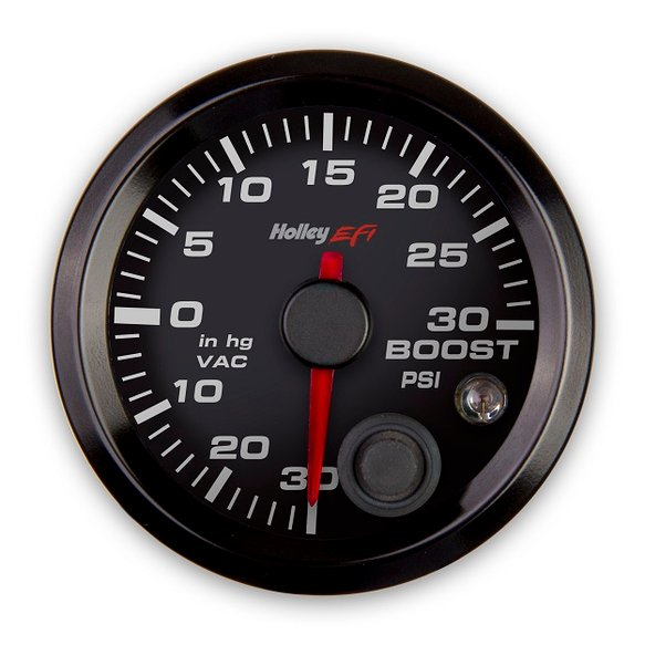 553-130 - Holley EFI Vacuum/Boost Gauge Image