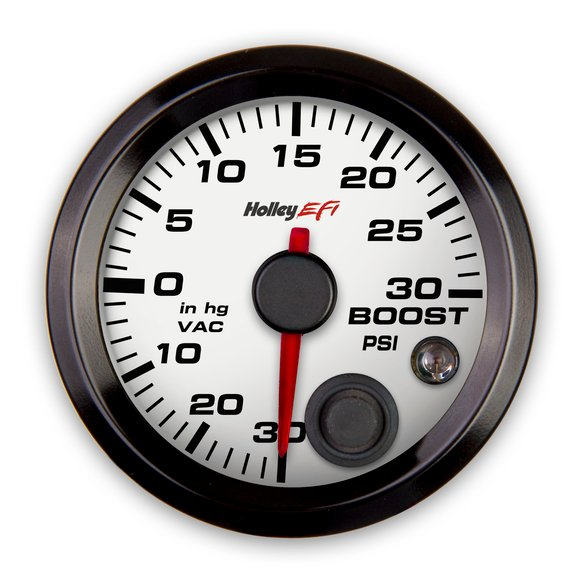 553-130W - Holley EFI Vacuum/Boost Gauge Image