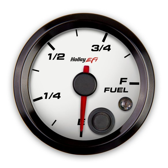 553-133W - Holley EFI Fuel Level Gauge Image