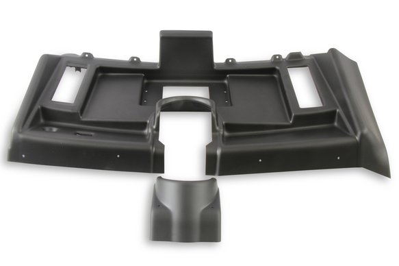 553-380 - Holley Dash Bezels for the Holley EFI 6.86