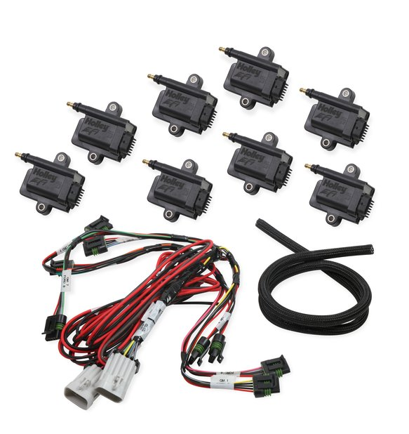 556-128 - Big Wire Coil-Near-Plug Smart Coil Kit Image
