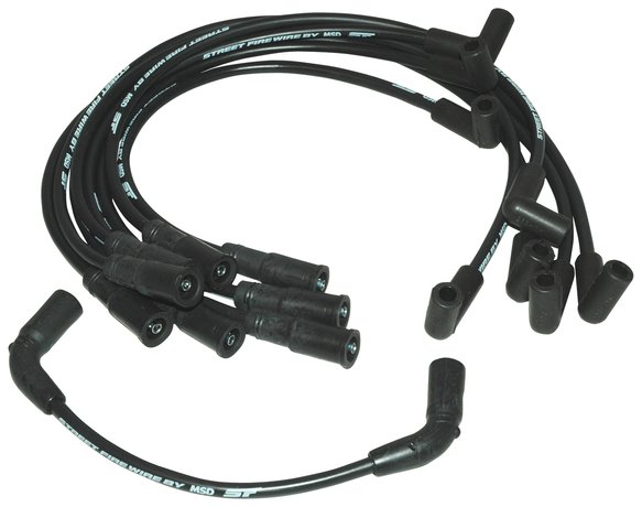 5573 - Wire Set, Street Fire, GM Truck, Vortec, '96-'97 Image