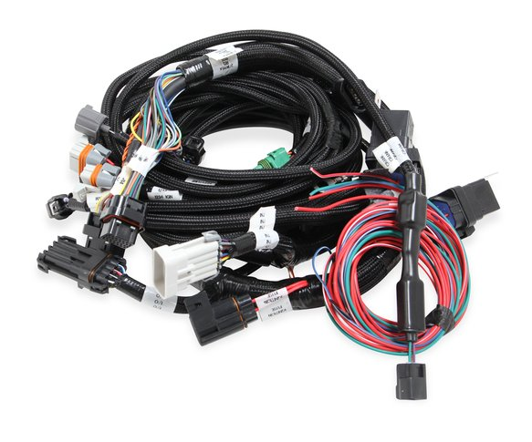 558-113 - Ford Modular 2V & 4V Main Harness for use with Holley Smart Coils Image