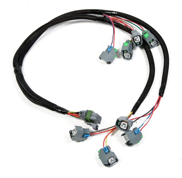 558-201 - LSx Injector Harness - For EV6 Style Injectors Image