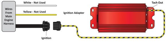 558-302 - Tach Input Ignition Adapter - additional Image