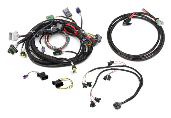558-503 - GM TPI and Stealth Ram EFI HARNESS KIT Image