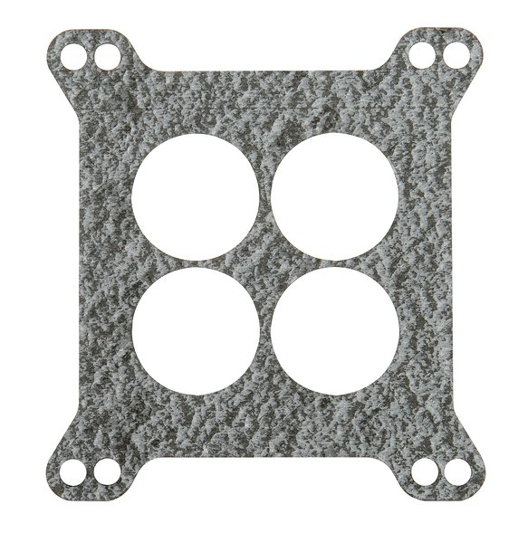 55C - Carburetor Base Gasket - 4-Barrel - Square Flange - 4-Hole - Skin Packaged Image