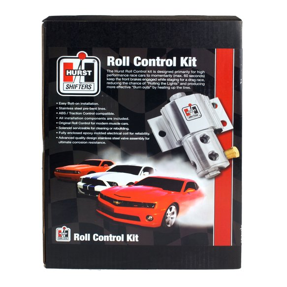 5671517 - Hurst Roll Control Kit - Stainless Steel - Challenger - additional Image