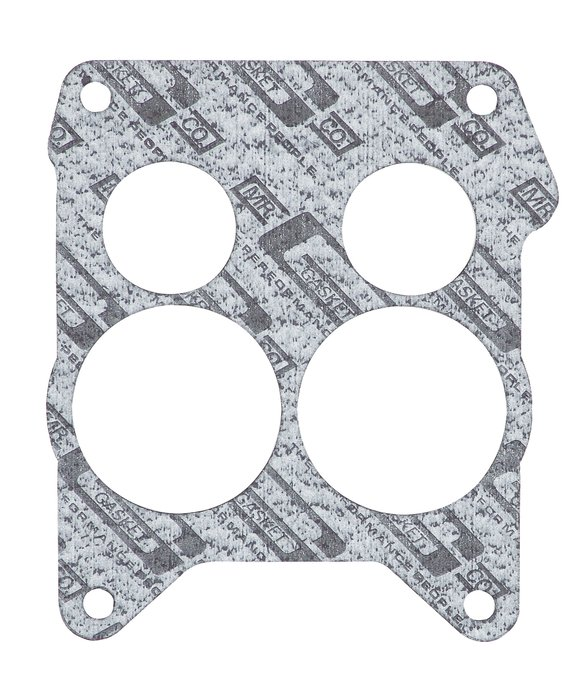 56 - Mr. Gasket Performance Carburetor Base Gasket - Edelbrock - 4 Barrel - Quadrajet - Bulk Packaged Image