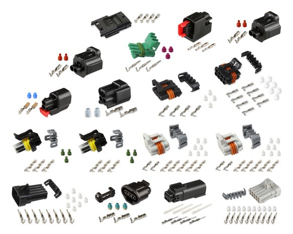 570-100 - Coyote Main Harness Connector Kit Image