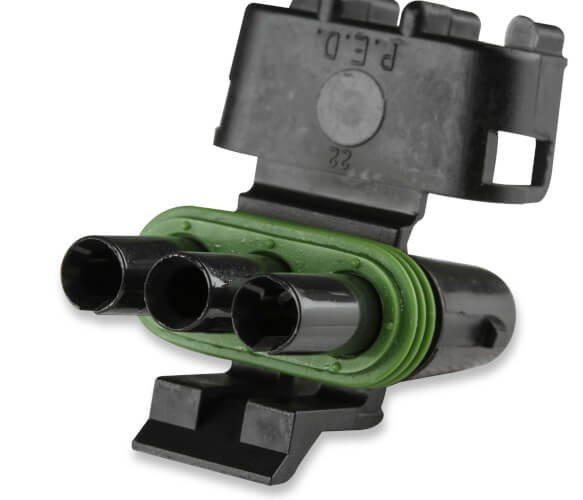 570-213 - Throttle Position Sensor Connector, Weather Pack - additional Image