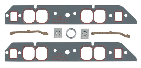 5827 - Intake Manifold Gasket Set - Ultra-seal - 396-454 Chevrolet Big Block Mark IV 1965-90 Image