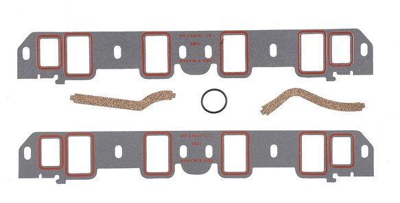 5831 - Intake Manifold Gasket Set - Ultra-seal -  289, 302  Ford Small Block Windsor 1964-76 Image