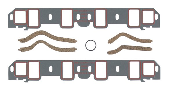 5834 - Intake Manifold Gasket Set - Ultra-seal - 351W Ford Small Block Windsor 1977-97 Image