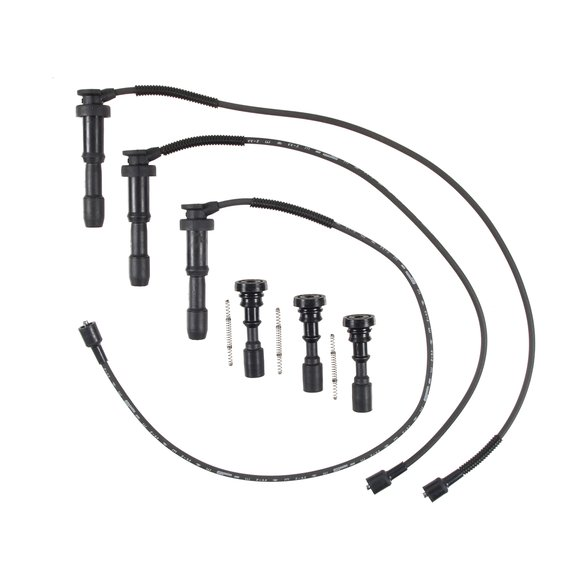 586002 - Spark Plug Wire And Coil Boot Kit Image