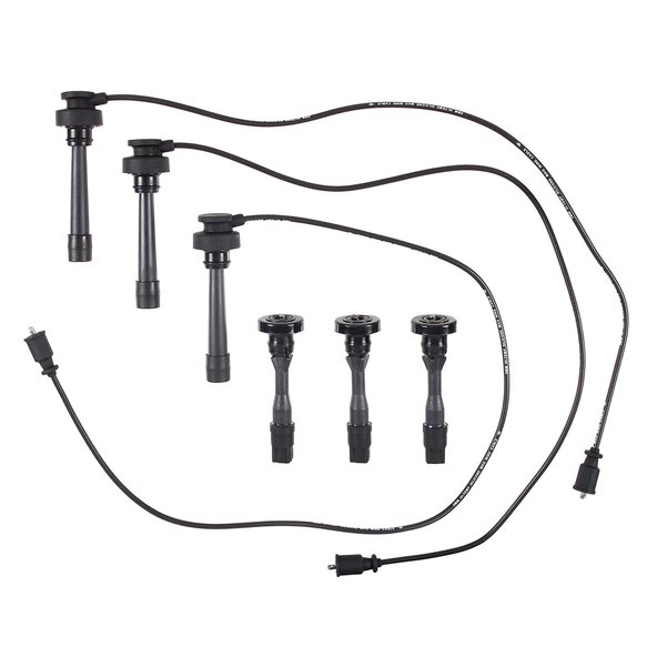586004 - Spark Plug Wire And Coil Boot Kit Image