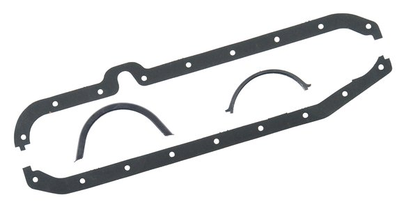 5882 - Oil Pan Gasket - Ultra Seal - 262-400 Chevrolet Small Block Gen I 1980-85 Image
