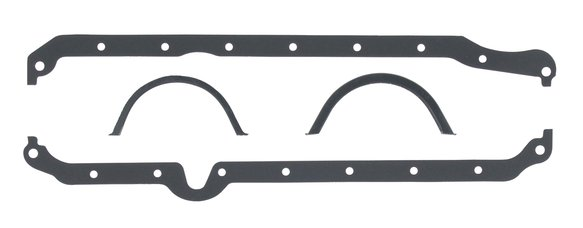 5885 - Oil Pan Gasket - Ultra Seal - 305-350 Chevrolet Small Block Gen I/II 1987-96 Image