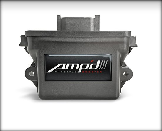 58850 - Amp'D Throttle Booster Toyota 07-18 Tundra 10-18 4Runner, 10-18 Sequoia Image