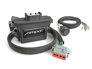58869 - Amp'D Throttle Booster Kit with Power Switch Toyota 05-19 Tacoma, 03-09 4Runner, 07-14 FJ Cruiser Image