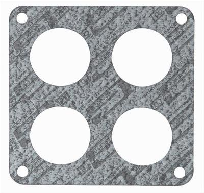 58F - Mr. Gasket Performance Carburetor Base Gasket -  4 Hole - Bulk Packaged with UPC Label Image