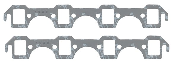 5930 - Header Gaskets - Ultra-Seal - 289-351W Ford Small Block Windsor 1964-95 Image