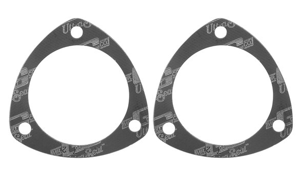 5972 - Mr. Gasket Ultra-Seal Collector Gaskets - 3-1/2