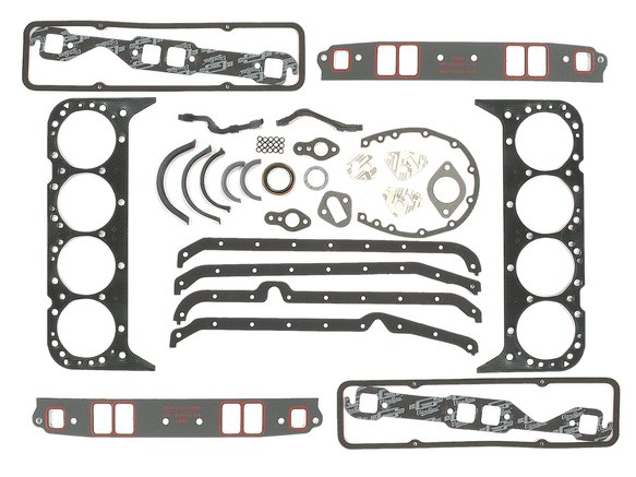 5991 - Mr. Gasket Ultra-Seal Overhaul Gasket Kit Small Block Chevy 1957-1985 Image