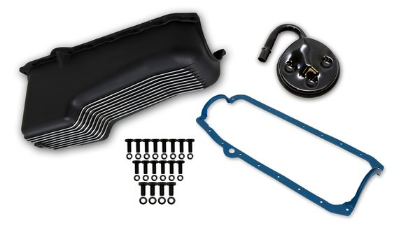 6002FWND - Weiand Aluminum Oil Pan Kit Image