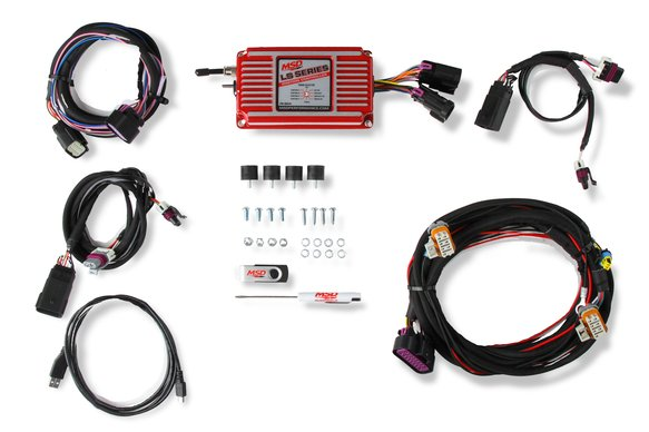 6014 - RED MSD LS Ignition Control - additional Image