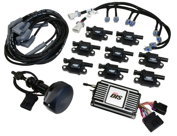 601523 - DIS Kit S/Block Ford, 289-302, Black Image