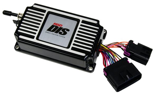 601533 - DIS Kit Small Block Ford, 351W, Black - additional Image