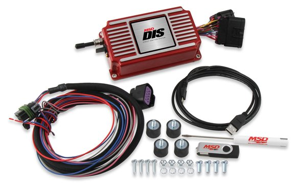 6015MSD - DIS, Direct Ignition System Ignition Control - default Image